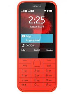 Firmware Nokia 225 RM-1012