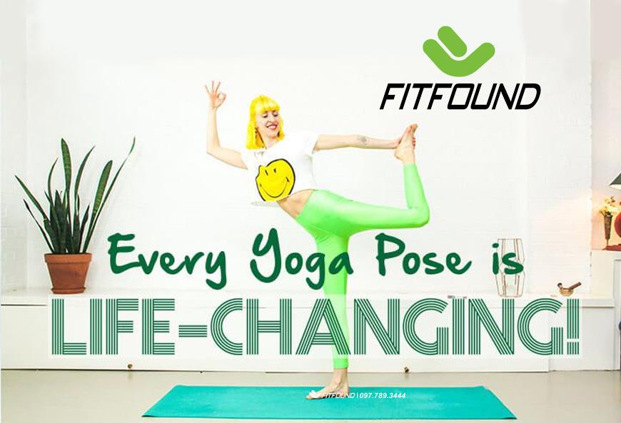 every-yoga-pose-life-changing