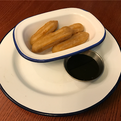 Churros at The Pavlov's Dog in Reading
