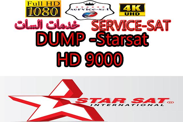 DUMP Liste-Starsat 9000 HD