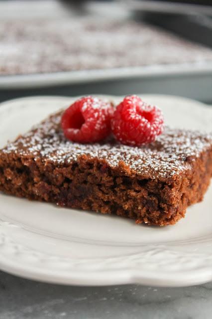 Raspberry Swirl Brownies | The Chef Next Door