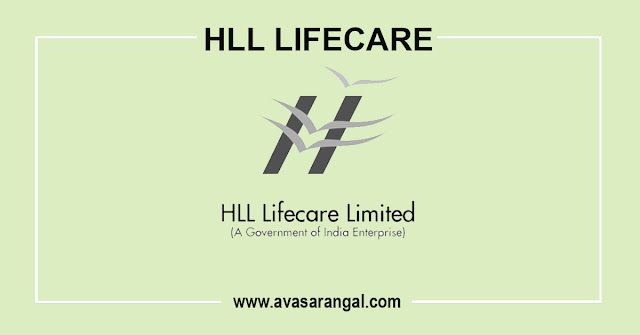 HLL Lifecare Limited Recruitment 2020 -106 Various Vacancies