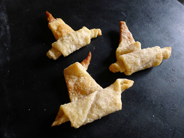 Snacks, Food, Witches Hats