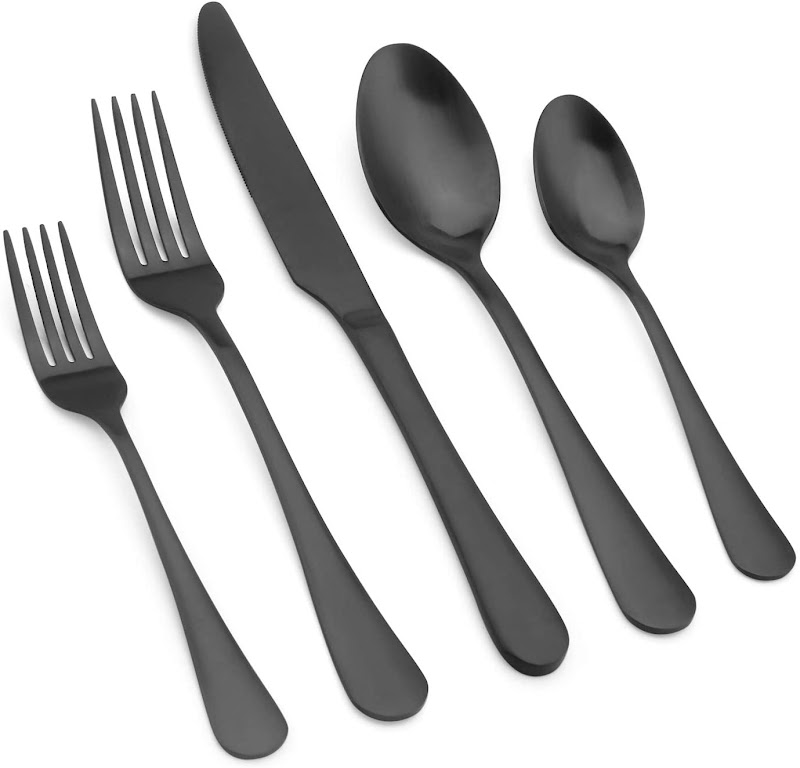 50% off 20 piece flatware set
