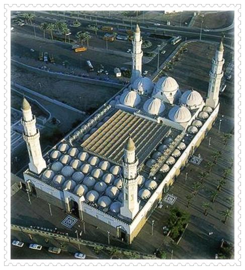 Buanatri 10 Mesjid Tertua Di Dunia