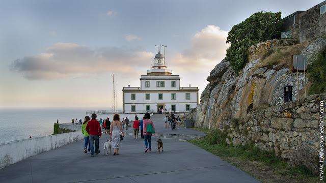 Faro Finisterre Galicia