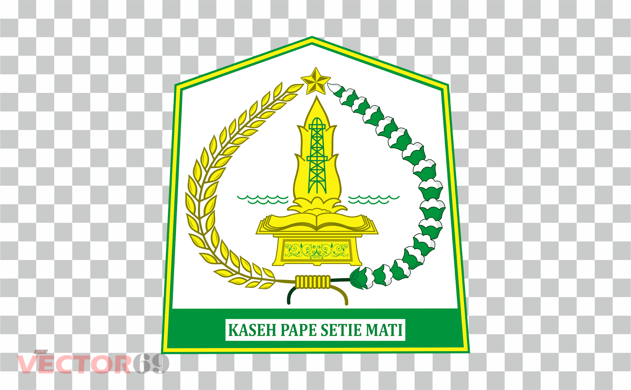 Kabupaten Aceh Tamiang Logo - Download Vector File PNG (Portable Network Graphics)