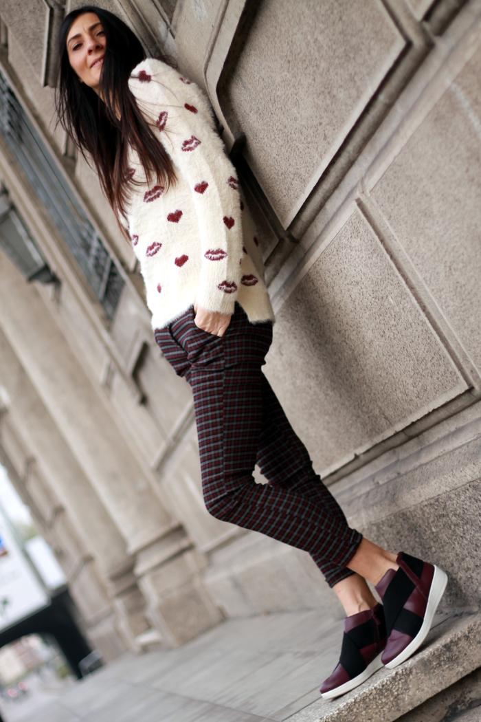 fashion, fashionblog, fashionblogger, paola buonacara, italianblogger, bloggeritaliana, fitflop, imperial, molly bracken, shoes, tartan, trousers tartan