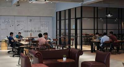 Co Working Space, Tempat Kerja Asyik Untuk Freelancer