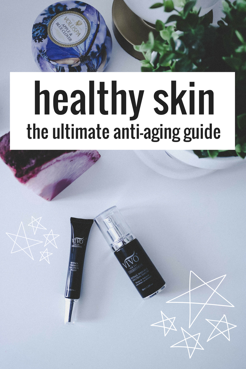 anti-aging, skin routine, age prevention