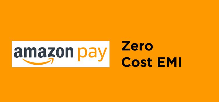 Amazon Zero Cost