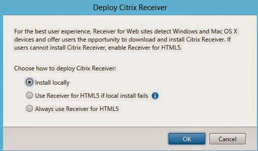 Citrix XenApp 7 6 : Part 12 Citrix Receiver for Chrome and