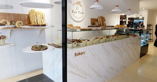 Authentic Halal French Pastries & cuisine at O'Petit Paris