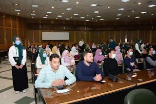 جامعة أسيوط تشهد انطلاق المؤتمر الافتتاحي لنموذج محاكاة منظمة التعاون الإسلامي MOIC