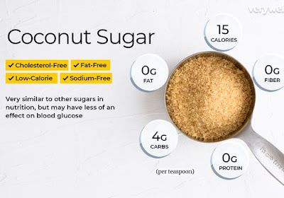 coconut sugar nutrition
