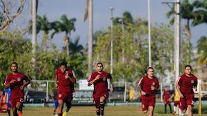 El Carabobo Fútbol Club encontró positivos en coronavirus a ocho de sus jugadores