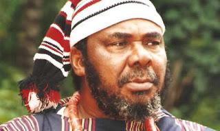 Nollywood legend Pete Edochie