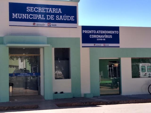 Baianópolis equipa sala para atendimento exclusivo de pacientes com suspeitas de Coronavírus