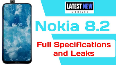 Nokia 8.2 full specifications