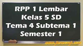 rpp-1-lembar-kelas-5-tema-4-subtema-1