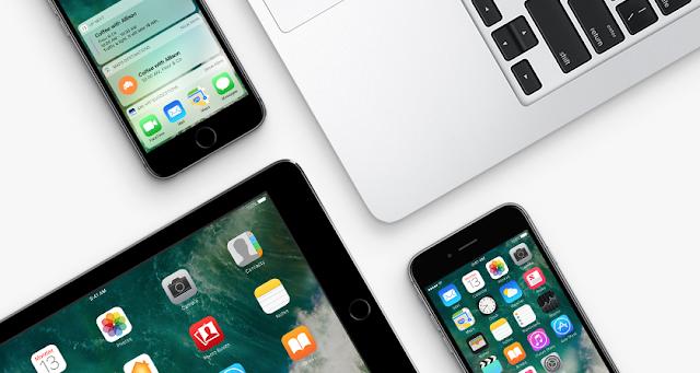 update IOS 10.3