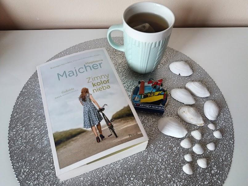 """Miłość jest ślepa: """"Zimny kolor nieba"""" - Magdalena Majcher"""