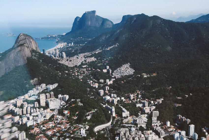 Helicopter Tour Rio De Janeiro Brazil Travel Guide | HONEY & SILK