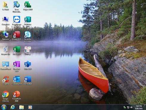 Cách cài đặt Office 2019 trên Windows 7/ 8/ 8.1
