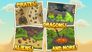 Kingdom Rush Frontiers Apk Data v1.4.2 (Mod Money) Full version