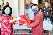 108.120 Paket Sembako Sudah Disalurkan Pemprov Sulut Lewat Lembaga Keagamaan