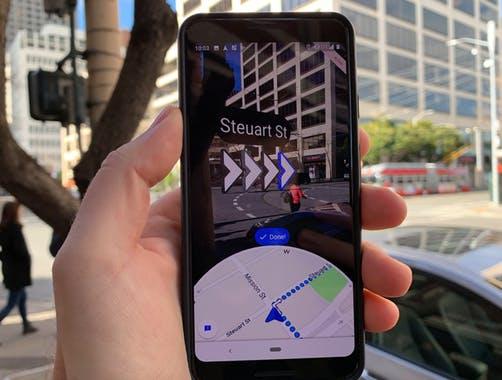 Σε λειτουργία το Live View από την Google για την εξερεύνηση μιας πόλης