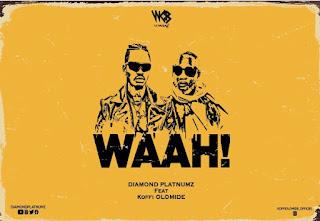 Audio | Diamond Platnumz ft Koffi Olomide - Waah mp3