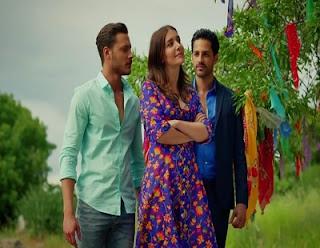 مسلسل الحياة جميلة بالحب Hayat Sevince Güzel - الحلقة 5 مترجمة للعربية