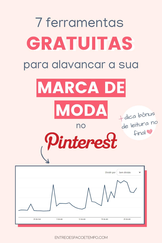 Como usar o Pinterest para alavancar a sua marca de moda