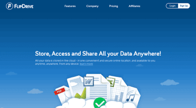 موقع-FlipDrive