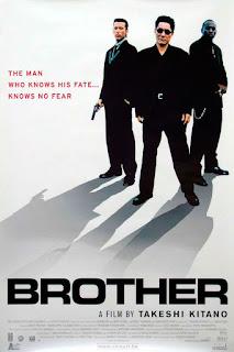 """Brother"" de Takeshi Kitano distribuida por Mediatres Estudio."