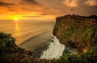 Foto Pura Uluwatu Bali