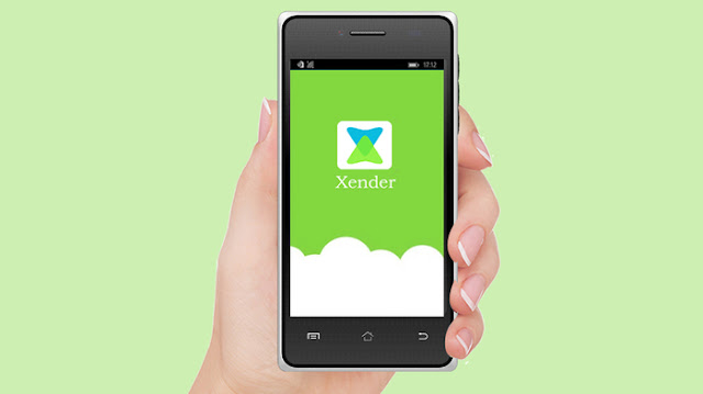 transfer files from xender to pC