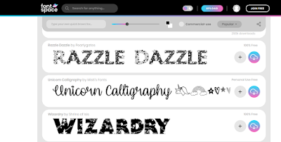 Tutorial 17 - How to create regular or 3D glitter text in Canva ?