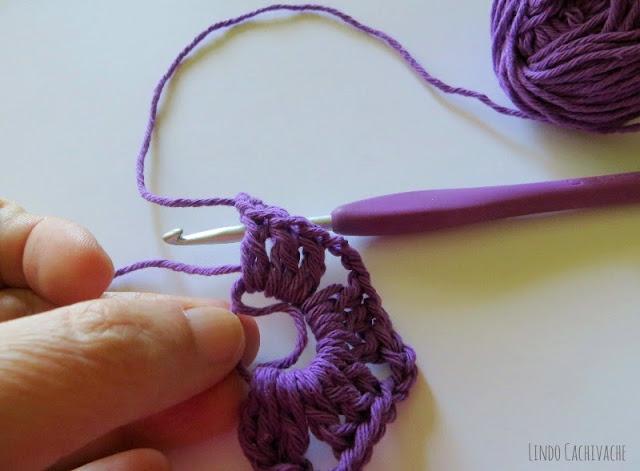 anillo  magico crochet - explicacion