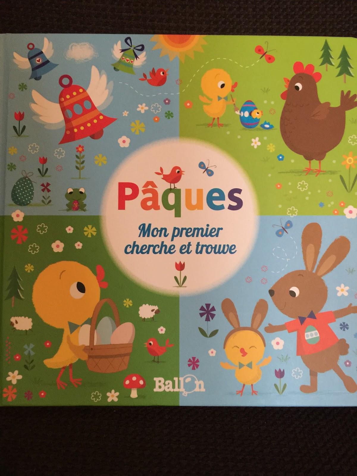 Cette semaine pour le rendez vous de Chut les enfants lisent je vous fait découvrir un super livre de P¢ques Bon ok un peu tard mais ce sera pour