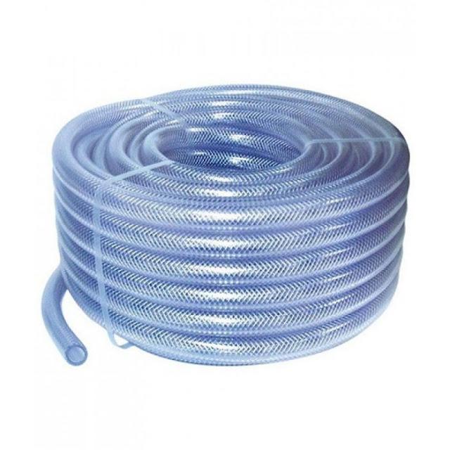 nylon braided flexible pvc hoses