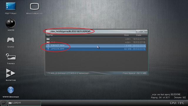 Cheat Menu GTA 5 PS3 Paling Lengkap (Uang Banyak Tak Terbatas)