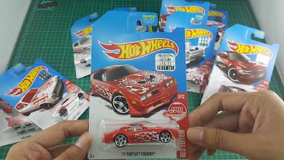 Hot Wheels Red Edition '77 Pontiac Firebird