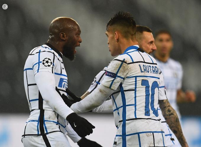 Champions: l'Inter vince e continua a sperare