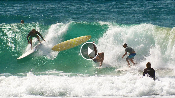 kook of the day surf compilation 2021 surfing surf fail cliff jump