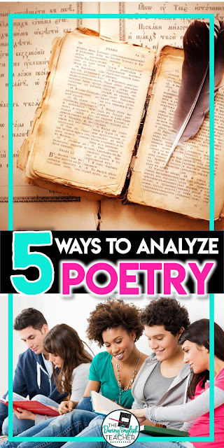 5 Ways to Analyze Poetry