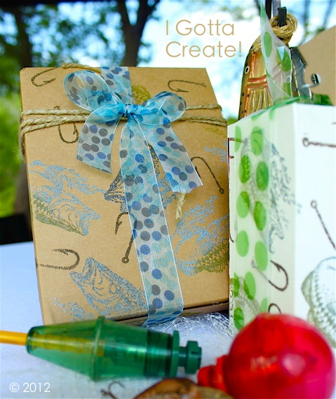 Spice up a party theme for guys with these 10 detail and doodad ideas at I Gotta Create!