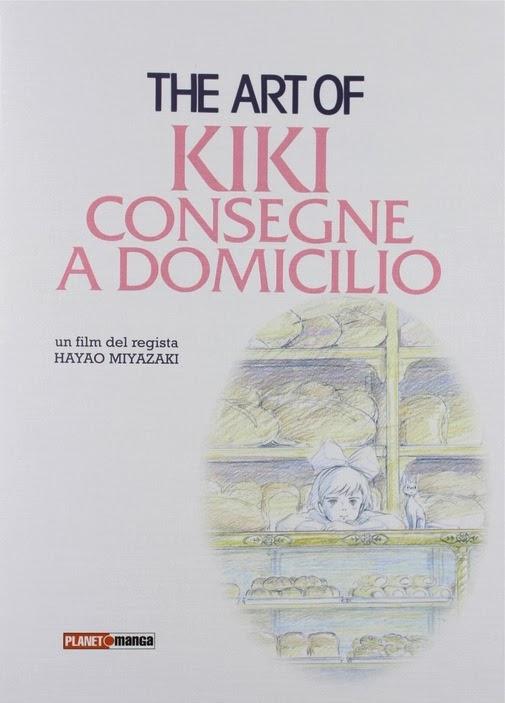 The Art of Kiki consegne a domicilio Panini