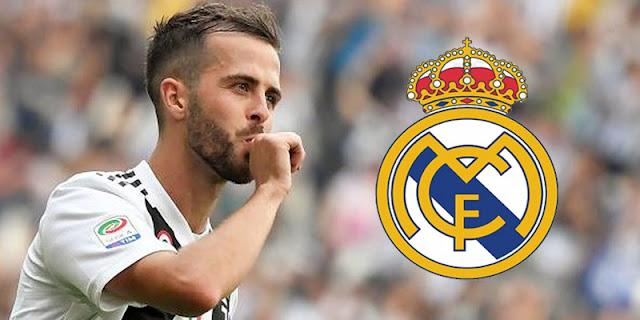 Real Madrid Incar Gelandang Juventus Untuk Gantikan Modric